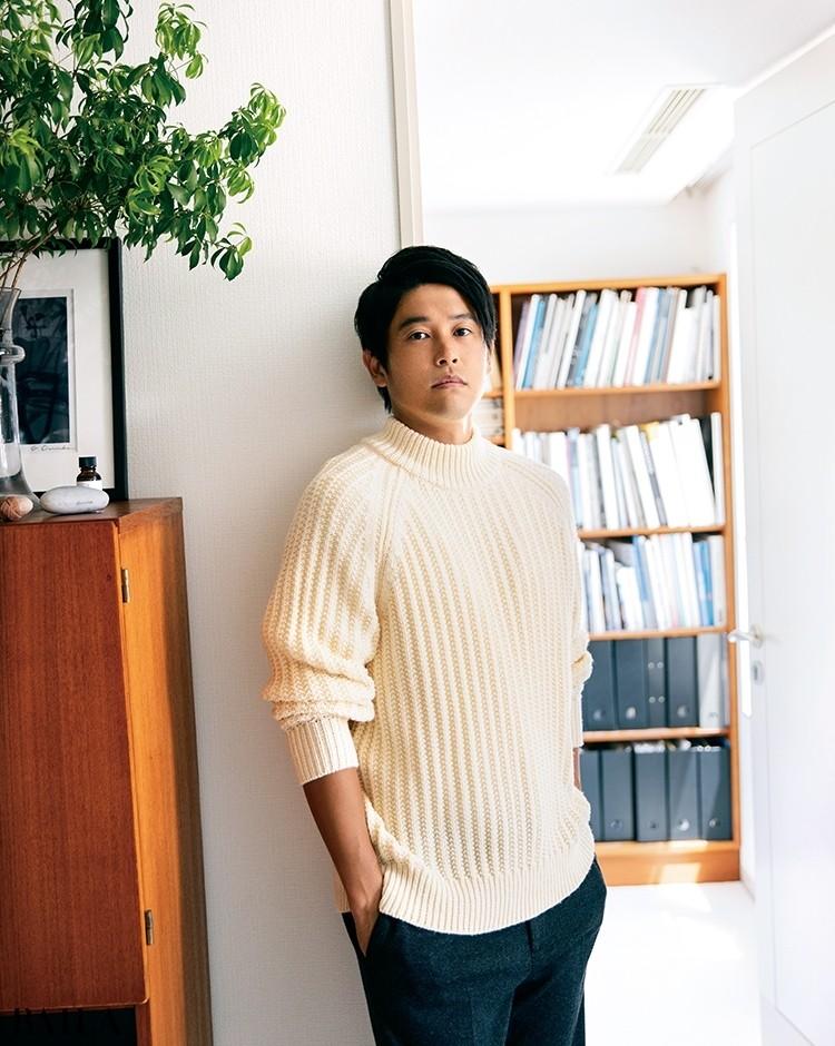 内田篤人の扉写真