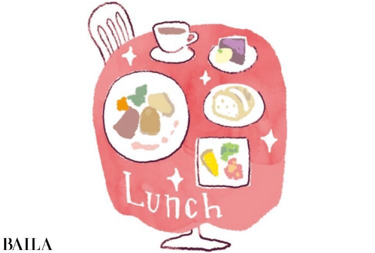 気になる人気レストランを予約してもよし、ジャンクフードを食べてもよし。美食日は好きなものを楽しんで食べて