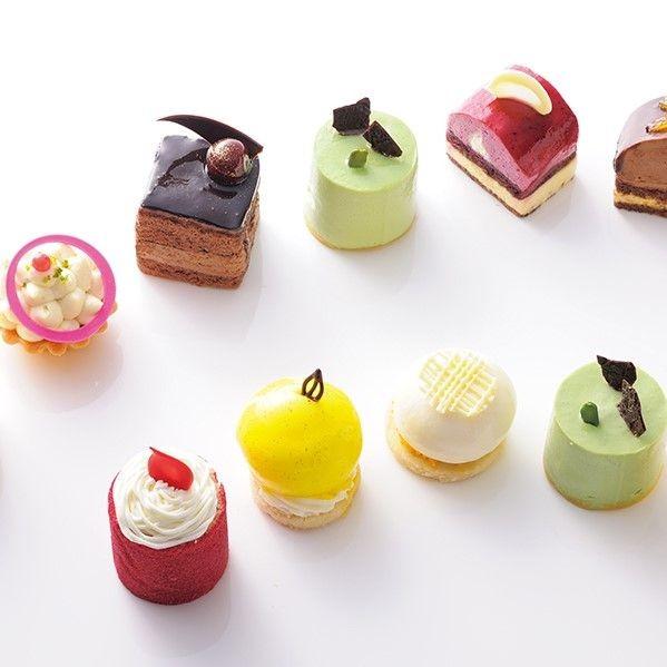 キュートな見た目のケーキは1個486円(税込)〜