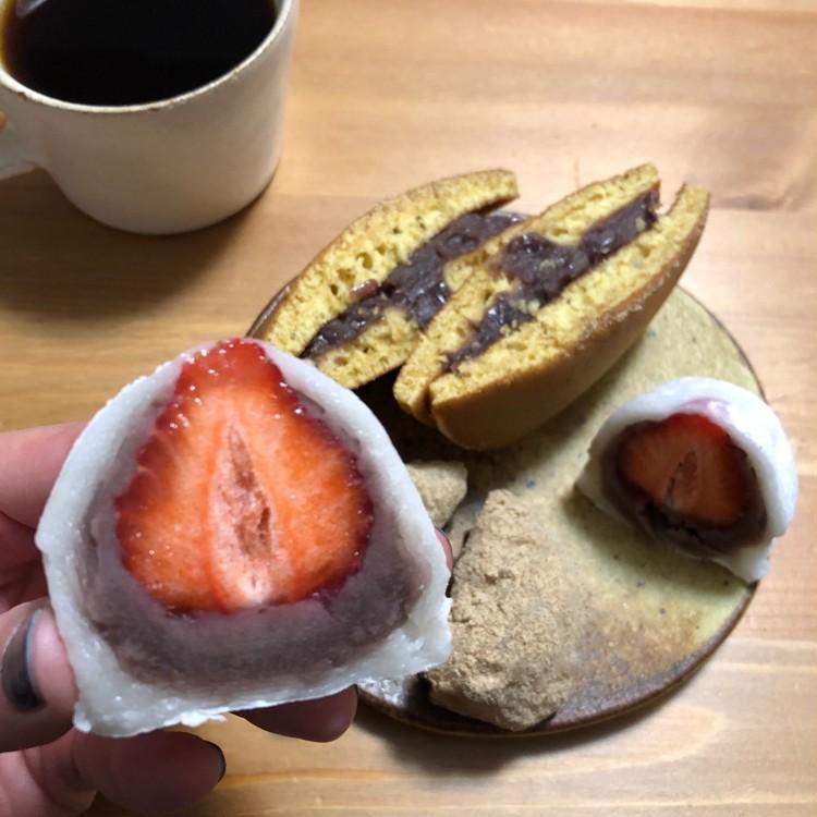 早稲田で見つけたオシャレな和菓子屋さん♡_3