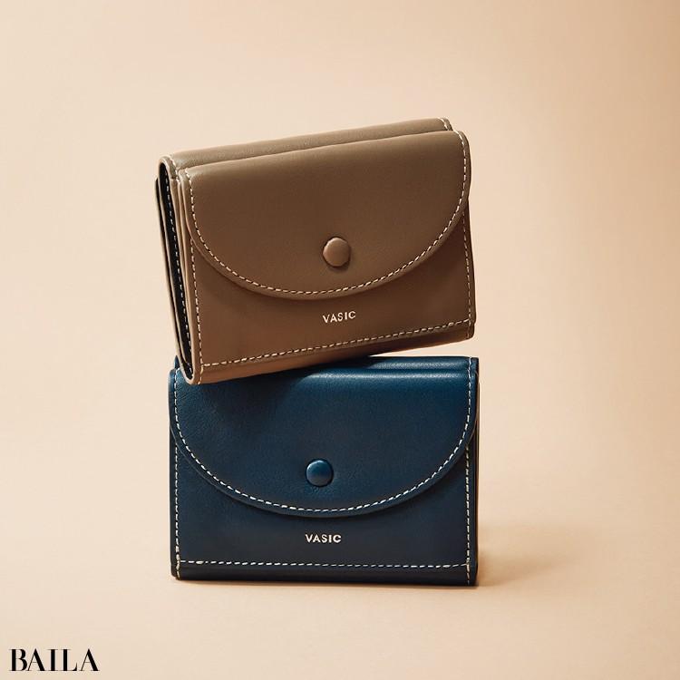 ヴァジックの財布「Flap Mini Mini」