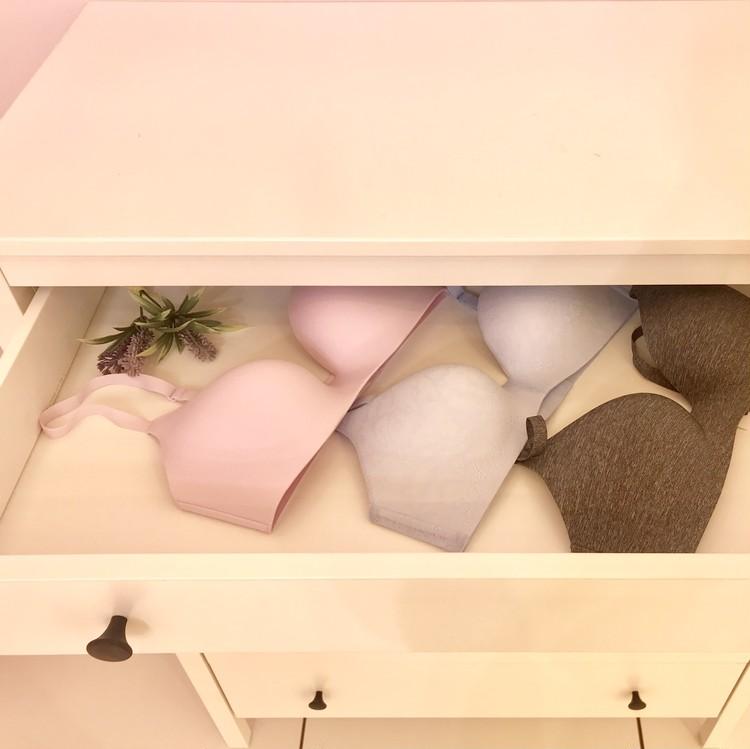 ワイヤレスブラ ビューティーライト【ユニクロ(UNIQLO)】長持ちする洗濯&収納方法