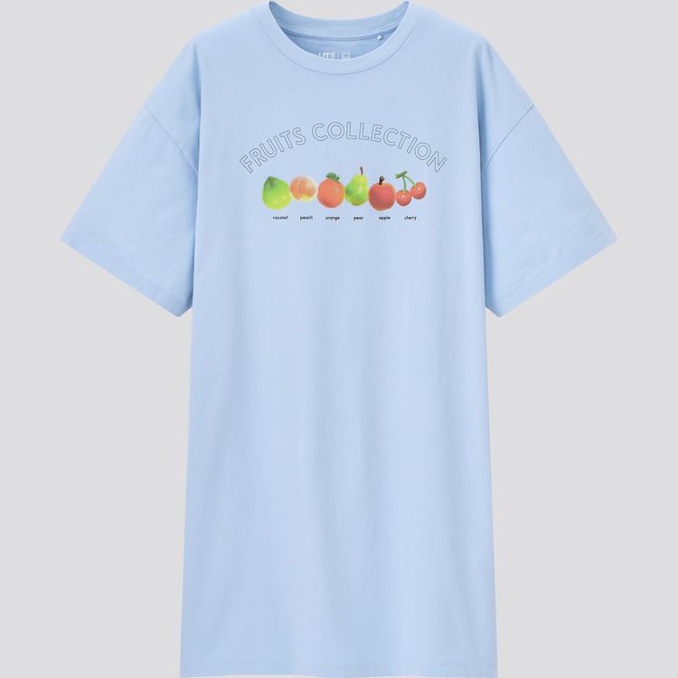 あつまれ どうぶつの森 チュニック(半袖) ¥1990
