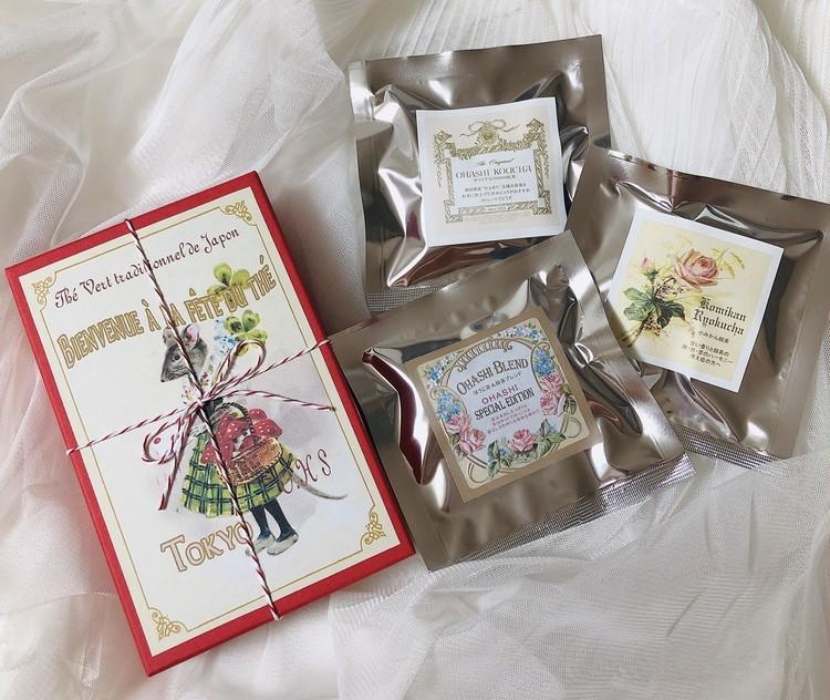 【1ランク上のギフトを】バレンタインにも♡お洒落な日本茶専門店_5