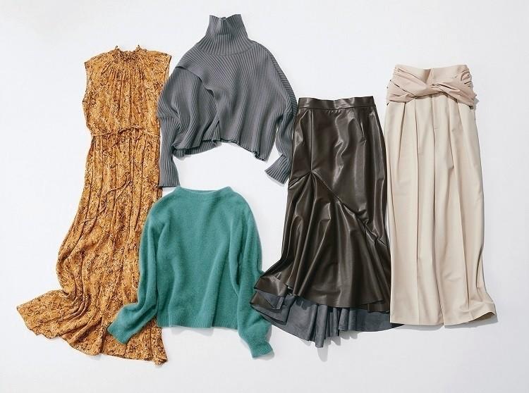 「エアクロ フィッティング」とBAILAが再びコラボ。 限定「FRAY I.D」BOXで「似合う秋服」を自宅で試着&先取り!_2