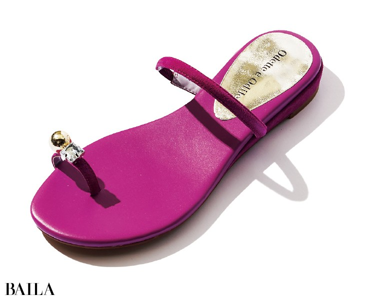 オデット エ オディールの靴