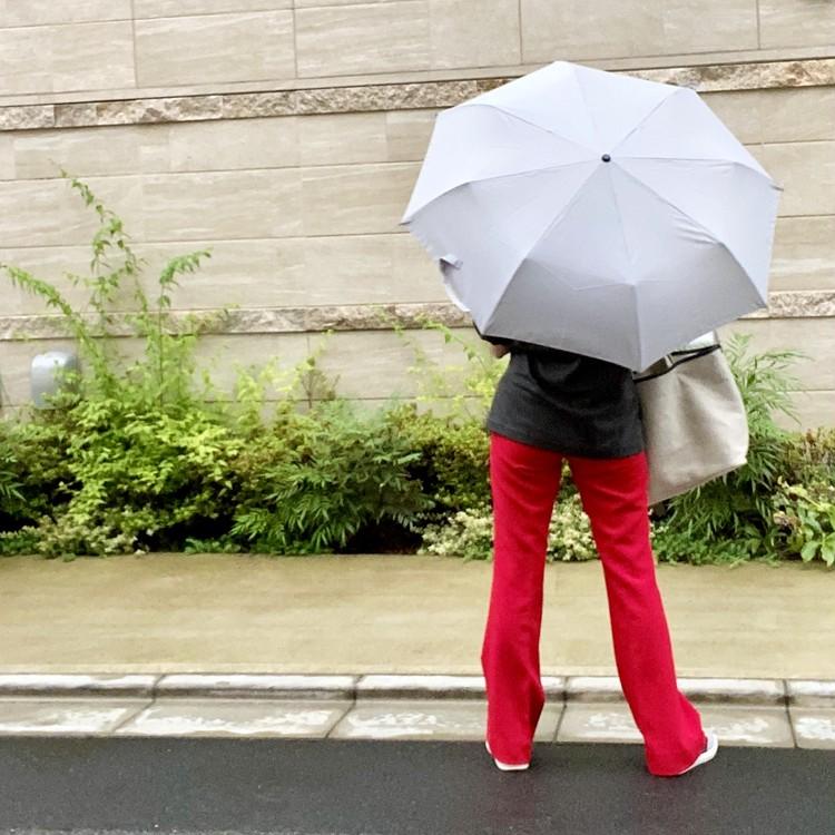 ¥1500プチプラ隠れ名品【ユニクロ(UNIQLO)】軽量&丈夫な折りたたみ傘「コンパクトアンブレラ」が大人気の理由_11
