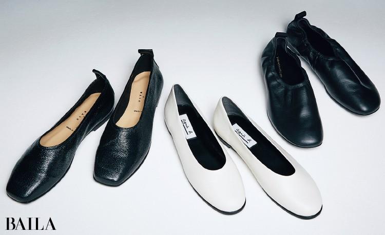 トゥモローランドの靴、アニエスベーの靴、ファビオ ルスコーニ × ウォッシュの靴
