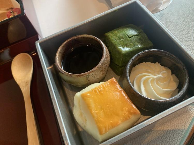 【気分は京都】パレスホテルの和のアフタヌーンティーが美味_4_2