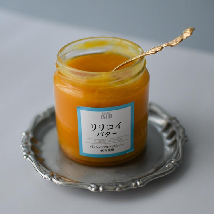 成城石井のリリコイバターは、自宅で南国気分が味わえる超濃厚なフルーツバター