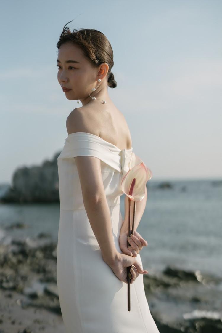 【Wedding】前撮りドレスはプチプラ!かつ高見えで♡_1