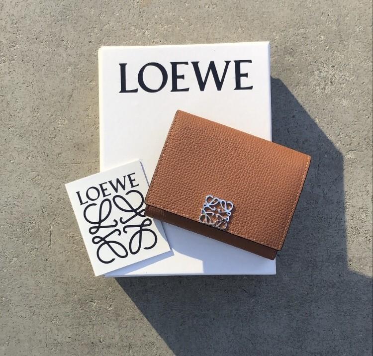 BAILA 8月号掲載! LOEWEミニ財布のご紹介 _2