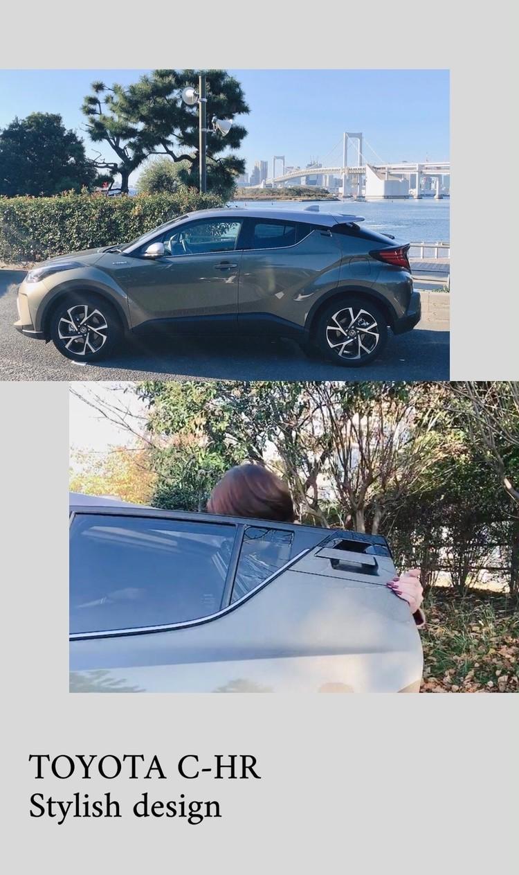 【動画】トヨタ C-HRで海沿いドライブ_3