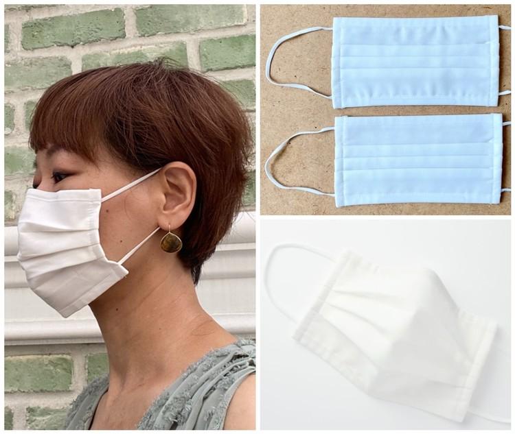 夏用新作布マスク3種発売決定記念♡【無印良品】100万枚売れている繰り返し洗って使える「三層マスク」レビュー