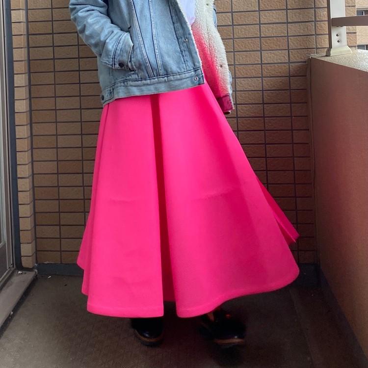 【OOTD】偏愛スカート♥私だけのお気に入り_3_1