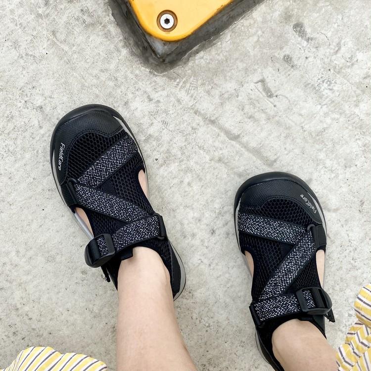 【ワークマン(WORKMAN)】¥1900水陸両用「フィールドサンダル」長時間歩いても疲れにくい