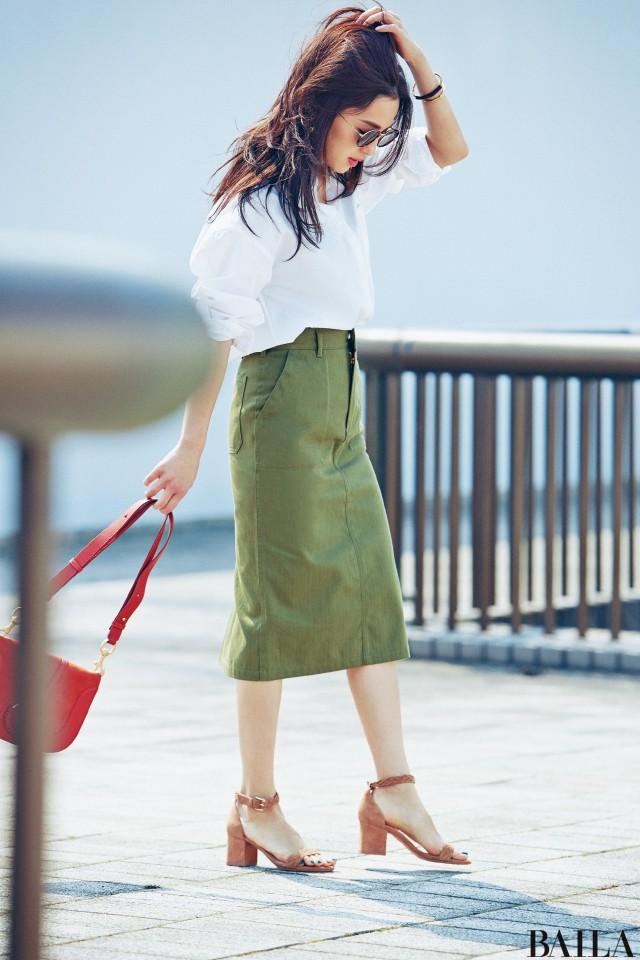BAILA6月号なら! 【スカートのすべて】をマスターしてモテ直結♡_2_3