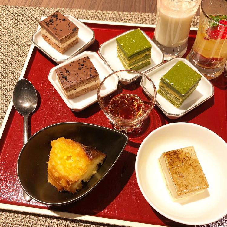 お土産付き♡ホテル雅叙園東京でランチビュッフェ♡_5