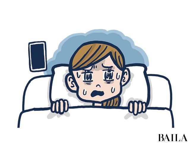 不眠や頭痛