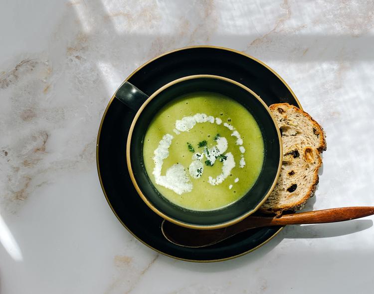 【Picard(ピカール)】滑らかなBIO野菜のスープは朝食、ブランチにおすすめ