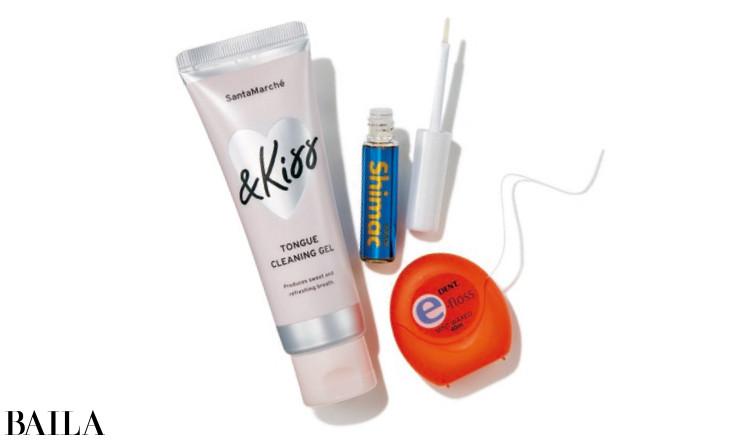 歯の表面に塗りステインなどの付着防止