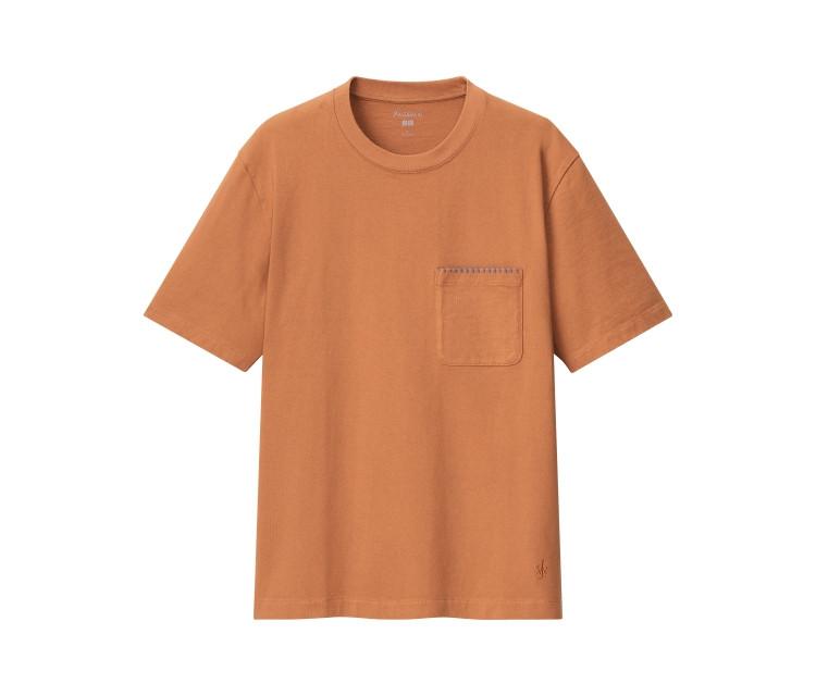 ブランケットステッチT(半袖)¥1500