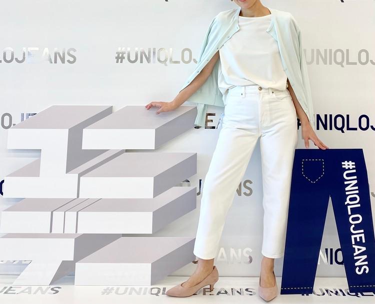 きれいめデニムコーデ&着やせが叶う【ユニクロ(UNIQLO)】2020春ジーンズ&レディースウェア新作20選_1