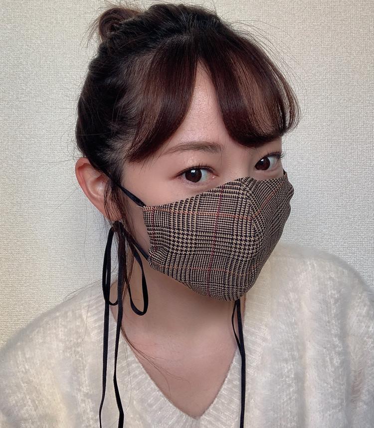 ドレスクオリティ!?vi-naのマスクが可愛すぎる!_2