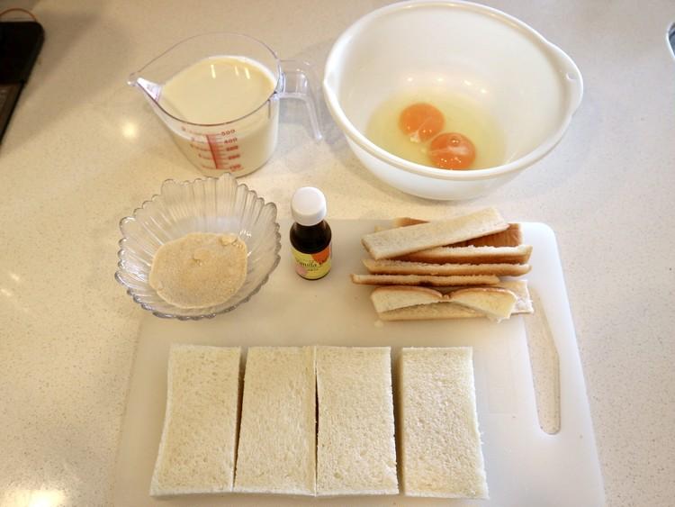 ふわっとろ【ホテルオークラ風フレンチトースト】を朝食に♪_3
