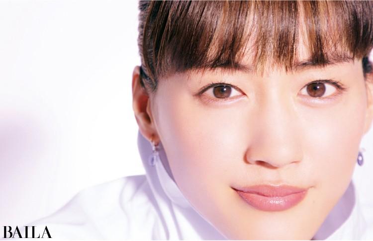 【綾瀬はるかさんインタビュー】ありのままの自分で人生輝きたい_2