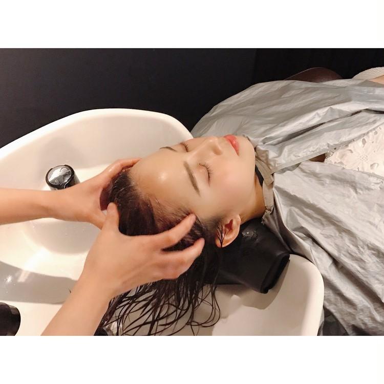 SABONヘッドスパ♡泡立たない?!新感覚シャンプー_3