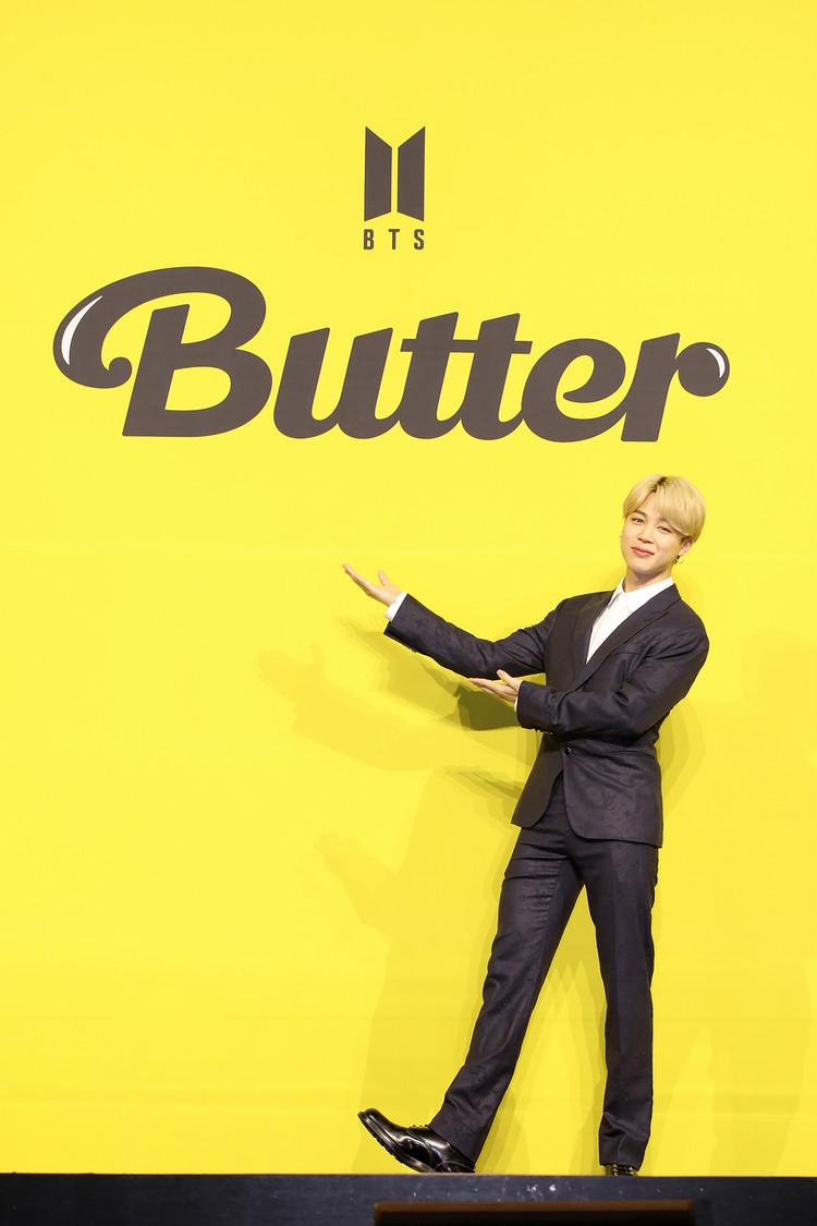 『Butter』でカムバックしたBTSのJIMIN