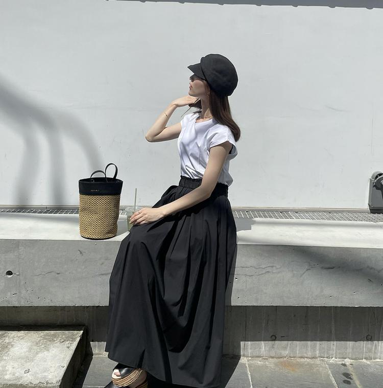 【真夏のユニクロ・GU・ZARA 読者モデルの着こなしまとめ】大人のプチプラ成功コーデ満載!_10