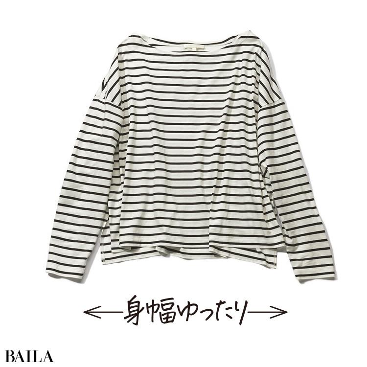 ボーダーTシャツ¥16500/ドローイング ナンバーズ 新宿店(ドローイング ナンバーズ)