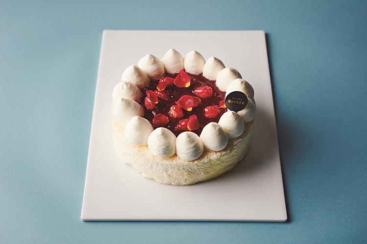 【メゾンジブレー】木苺のレアチーズ ジブリー ¥4536