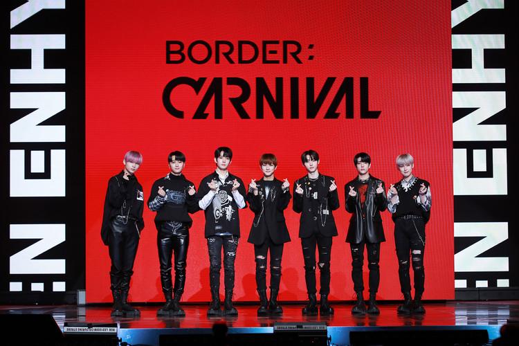 写真25枚!【ENHYPEN】が2ndミニアルバム「BORDER : CARNIVAL」を引っ提げカムバック!_2