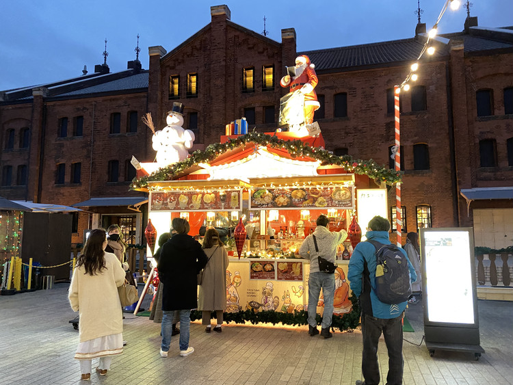 【Xmasどこ行く?】横浜のイルミ&クリスマスマーケット_3_1