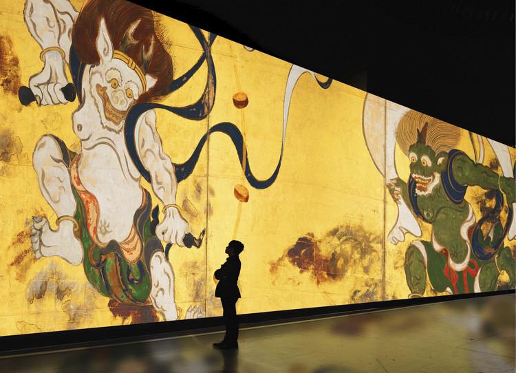日本の伝統と先進が織りなす、新感覚デジタルアート展