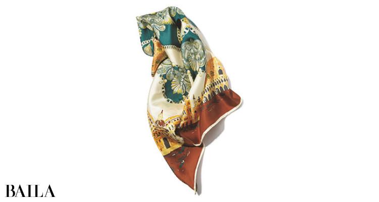 スカーフ¥17600/マニプリ(マニプリ)