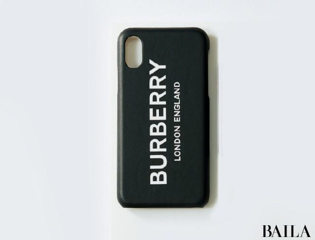 【BURBERRY】ユニセックスデザインは彼へのプレゼントにも♡ スモールレザーグッズ③_2