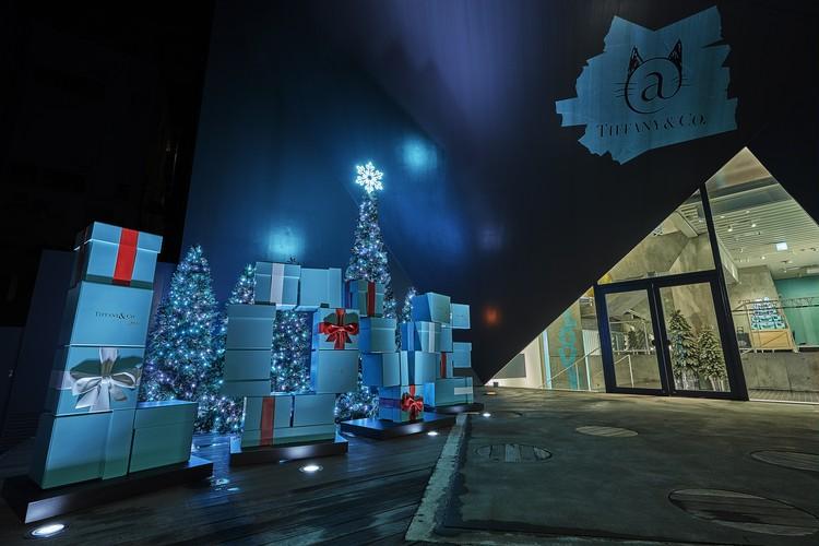 クリスマス仕様にドレスアップ中☆【ティファニー(Tiffany & Co.)】@キャットストリートでクリスマスギフト探し_1
