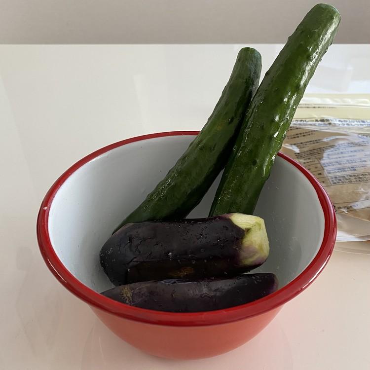 無印良品 ぬか漬け 野菜