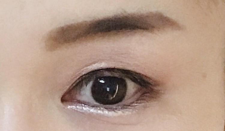 不器用な私でも自分史上最高の眉が簡単に作れました!天才眉ブラシ_9