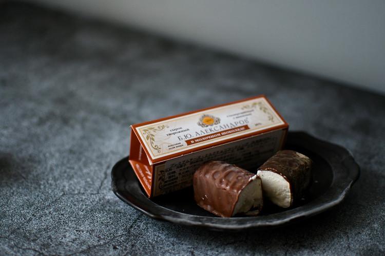 【カルディで販売されている「スィローク」】ロシア プレミアムチーズ ミルクチョココーティング