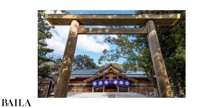 猿田彦神社(三重)