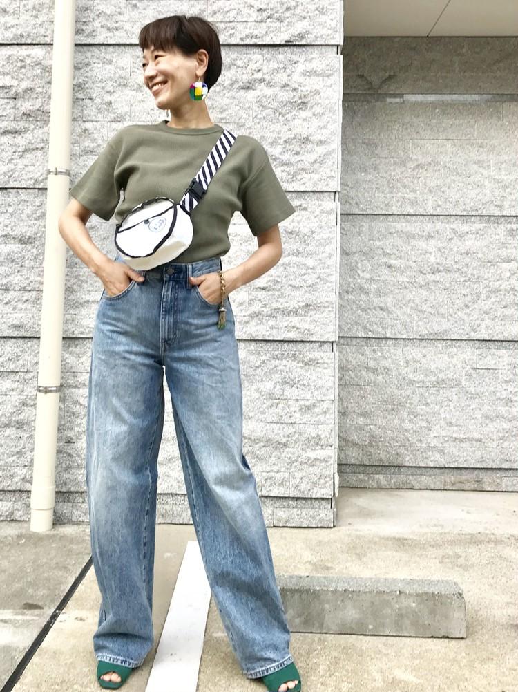 ¥990で大人女子も高見えきれい!【ジーユー(GU)】超高コスパTシャツ&トップス人気4選_9