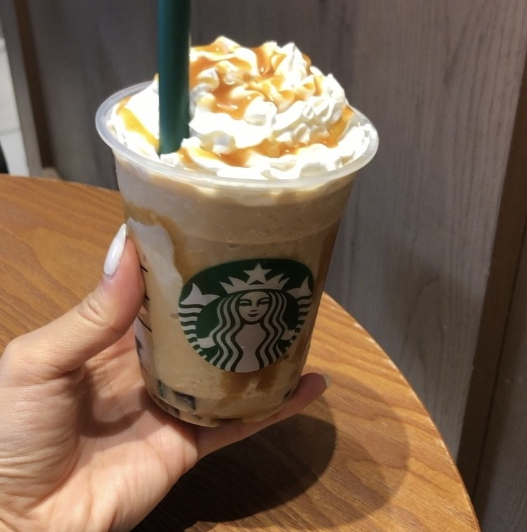 スタバ!ご当地フラペチーノ#13 TOKYO飲んでみました!_1