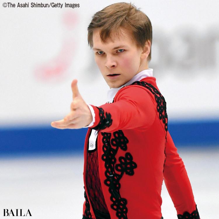 ミハイル・コリヤダ選手