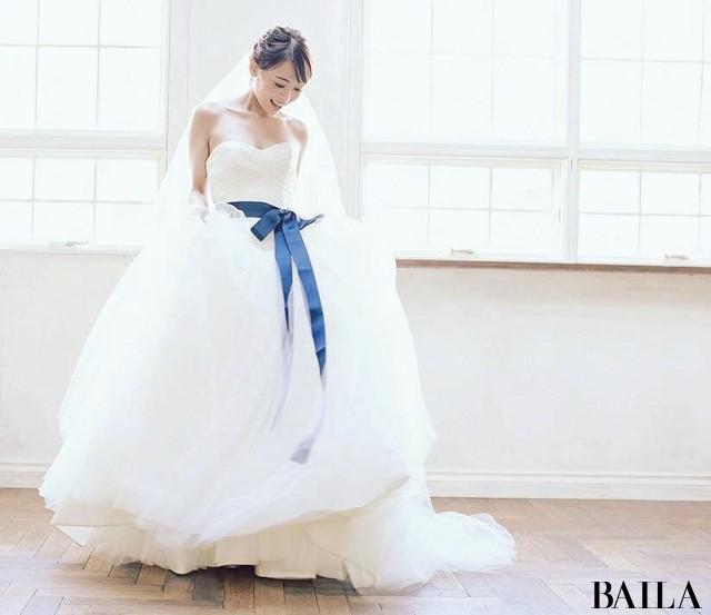 【スーパーバイラーズの花嫁ルポ】10年たっても絶対素敵な花嫁姿を拝見! _3