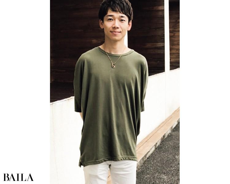 松山弘平さん